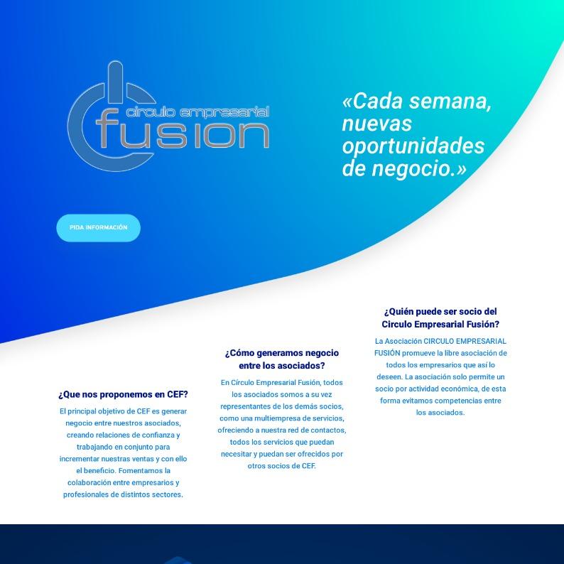 Circulo Empresarial Fusion