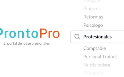 IngeniApp en Prontopro