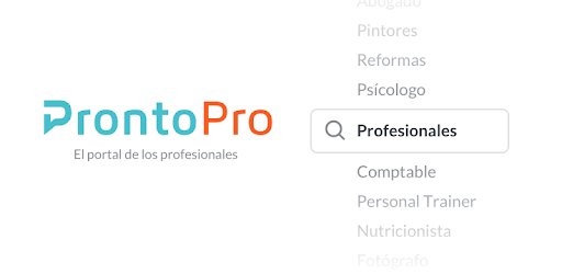 IngeniApp en Prontopro